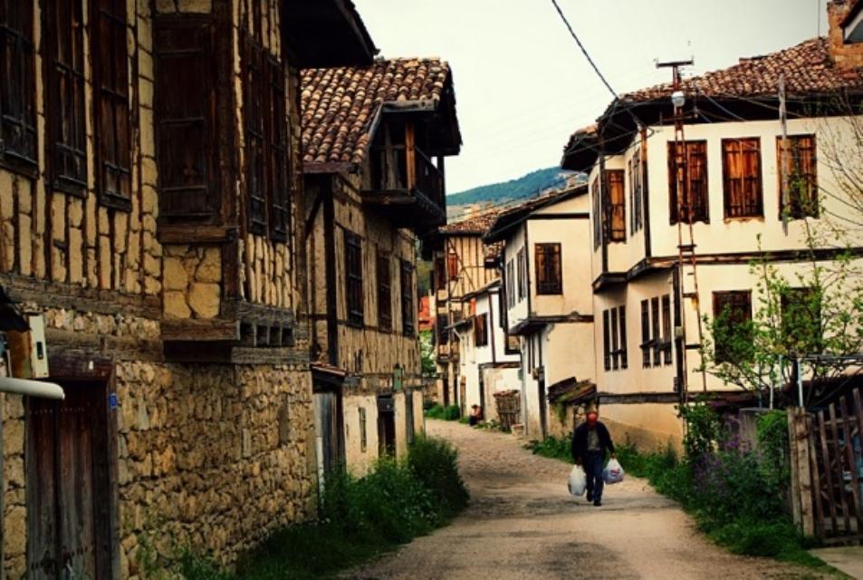Kasımsipahioğlu Konağı- Gezi Evi-YÖRÜK KÖYÜ SAFRANBOLU